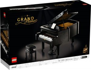 lego 21323 le piano a queue
