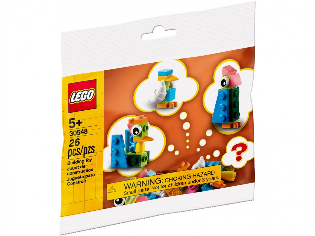 lego 30548 construis ton propre oiseau personnalise le scaled