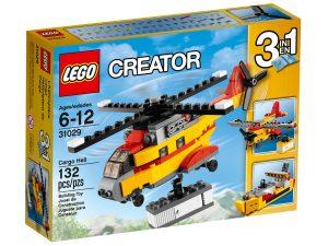 lego 31029 lhelicoptere cargo