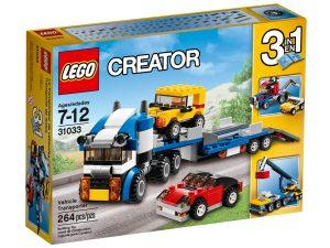 lego 31033 le transport de vehicules