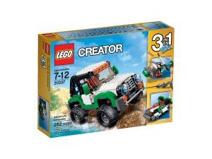 lego 31037 les vehicules de laventure