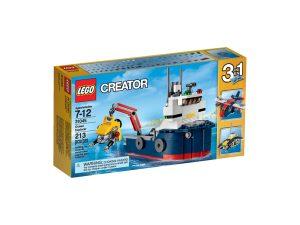 lego 31045 lexplorateur des oceans