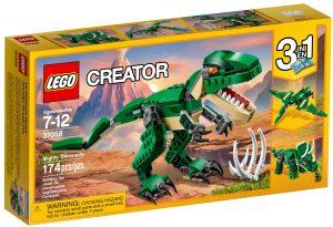 lego 31058 le dinosaure feroce