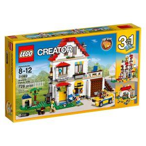 lego 31069 la maison familiale