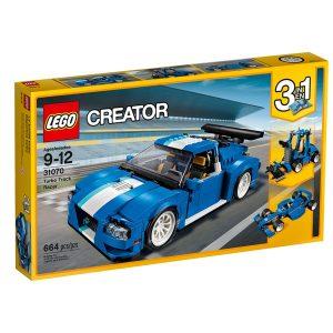lego 31070 le bolide bleu