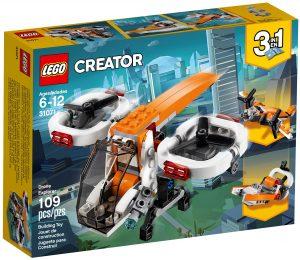 lego 31071 le drone dexploration