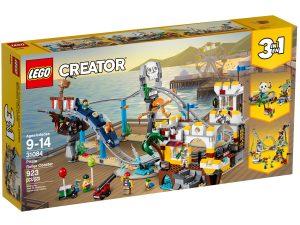 lego 31084 les montagnes russes des pirates