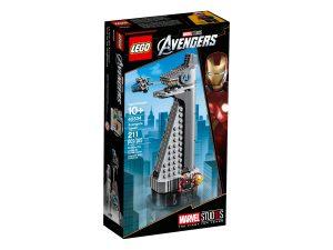 lego 40334 la tour des avengers
