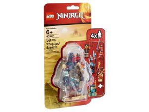 lego 40342 pack de figurines ninjago 2019