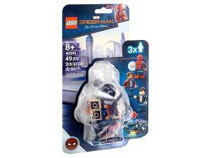 lego 40343 spider man et le cambriolage du musee