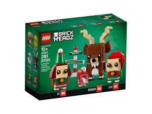 lego 40353 renne elfe et elfie