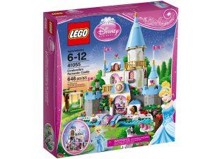 lego 41055 le chateau de cendrillon