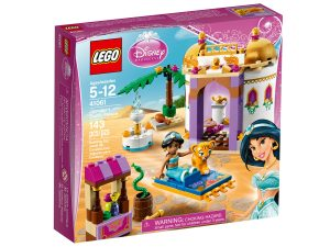 lego 41061 le palais de jasmine