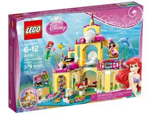 lego 41063 le royaume sous marin dariel