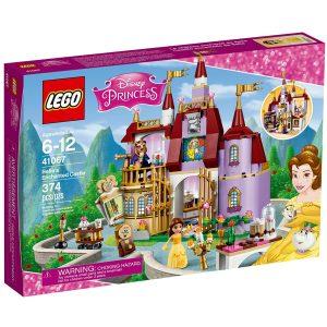 lego 41067 le chateau de la belle et la bete