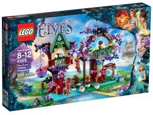 lego 41075 la cachette secrete des elfes