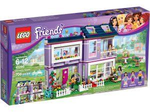 lego 41095 la maison demma