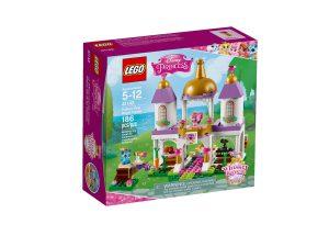 lego 41142 le chateau royal des palace pets