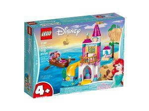 lego 41160 le chateau en bord de mer dariel
