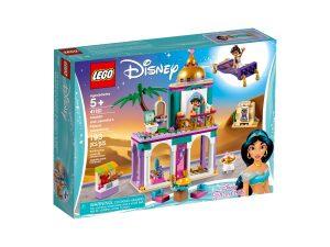lego 41161 les aventures au palais de jasmine et aladdin