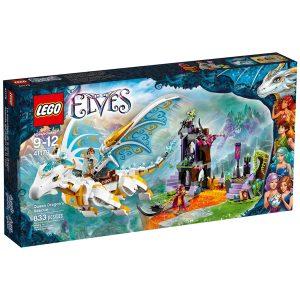 lego 41179 le sauvetage de la reine dragon