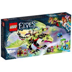 lego 41183 le dragon malefique du roi des gobelins