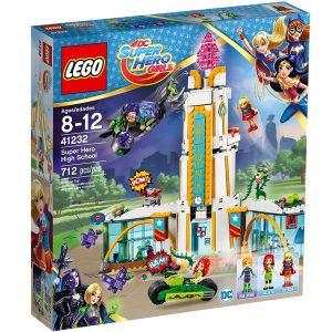 lego 41232 lecole des super heros