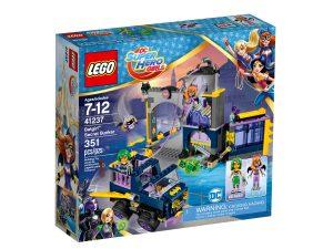 lego 41237 le bunker secret de batgirl