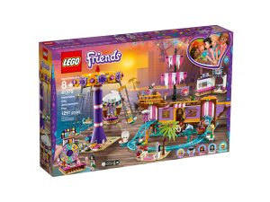 lego 41375 le quai de heartlake city