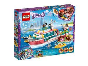 lego 41381 le bateau de sauvetage