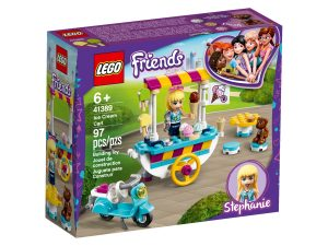 lego 41389 le chariot de cremes glacees