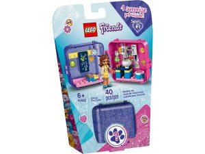 lego 41402 le cube de jeu dolivia
