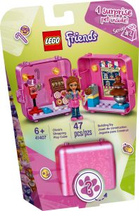 lego 41407 le cube de jeu shopping dolivia