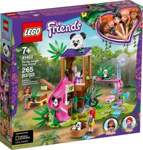 lego 41422 la cabane des pandas dans la jungle