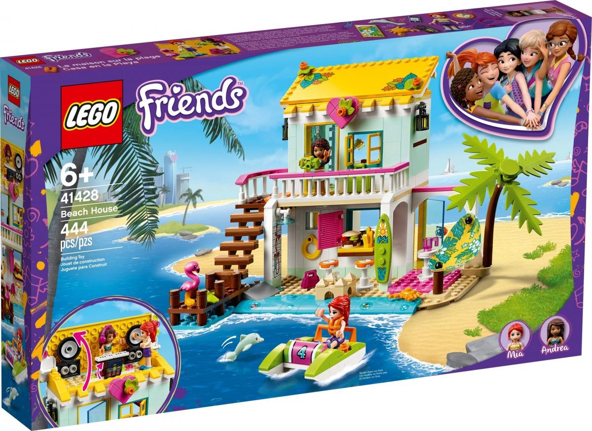 lego 41428 la maison sur la plage scaled