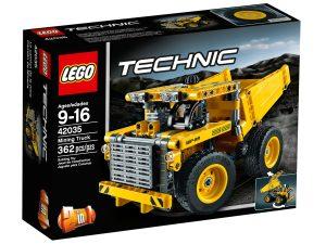 lego 42035 le camion de la mine