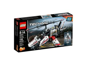 lego 42057 lhelicoptere ultra leger