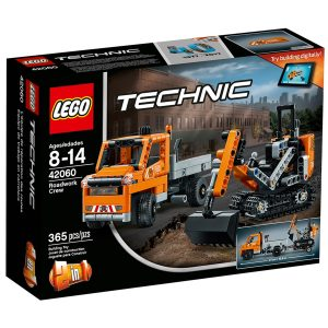 lego 42060 lequipe de reparation routiere