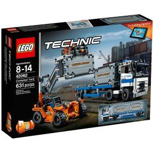 lego 42062 le transport du conteneur