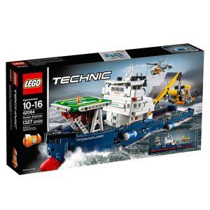 lego 42064 le navire dexploration