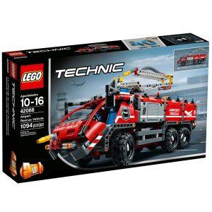 lego 42068 le vehicule de secours de laeroport