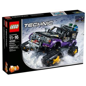 lego 42069 le vehicule daventure extreme
