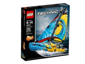 lego 42074 le yacht de competition