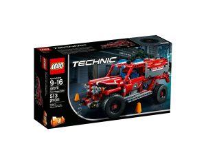 lego 42075 vehicule de premier secours