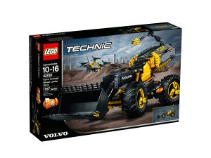 lego 42081 le tractopelle volvo concept zeux