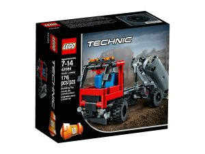 lego 42084 le camion a crochet