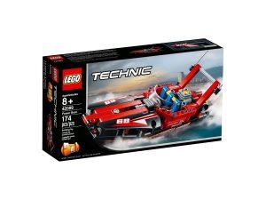 lego 42089 le bateau de course