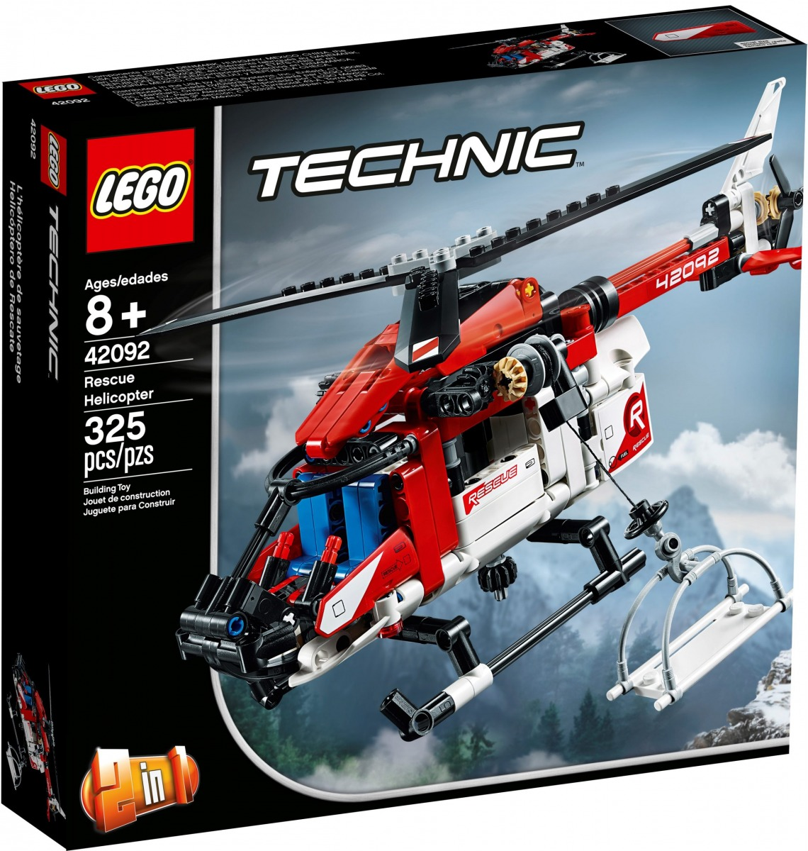 lego 42092 lhelicoptere de secours scaled