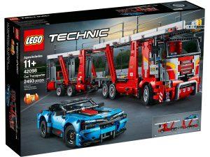 lego 42098 le transporteur de voitures