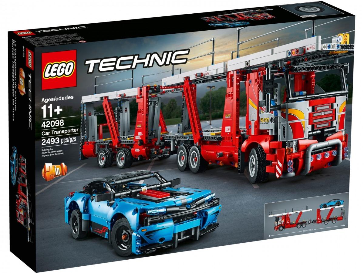 lego 42098 le transporteur de voitures scaled